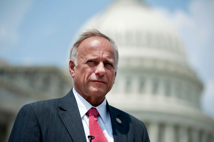 Rep. Steve King (R-Iowa) on Saturday attempted to discredit Christine Blasey Ford, a 51-year-old research psychologist in Nor
