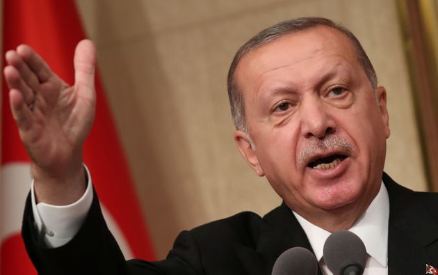 Ερντογάν: Προτεραιότητα η βελτίωση των σχέσεων Τουρκίας-Γερμανίας στην