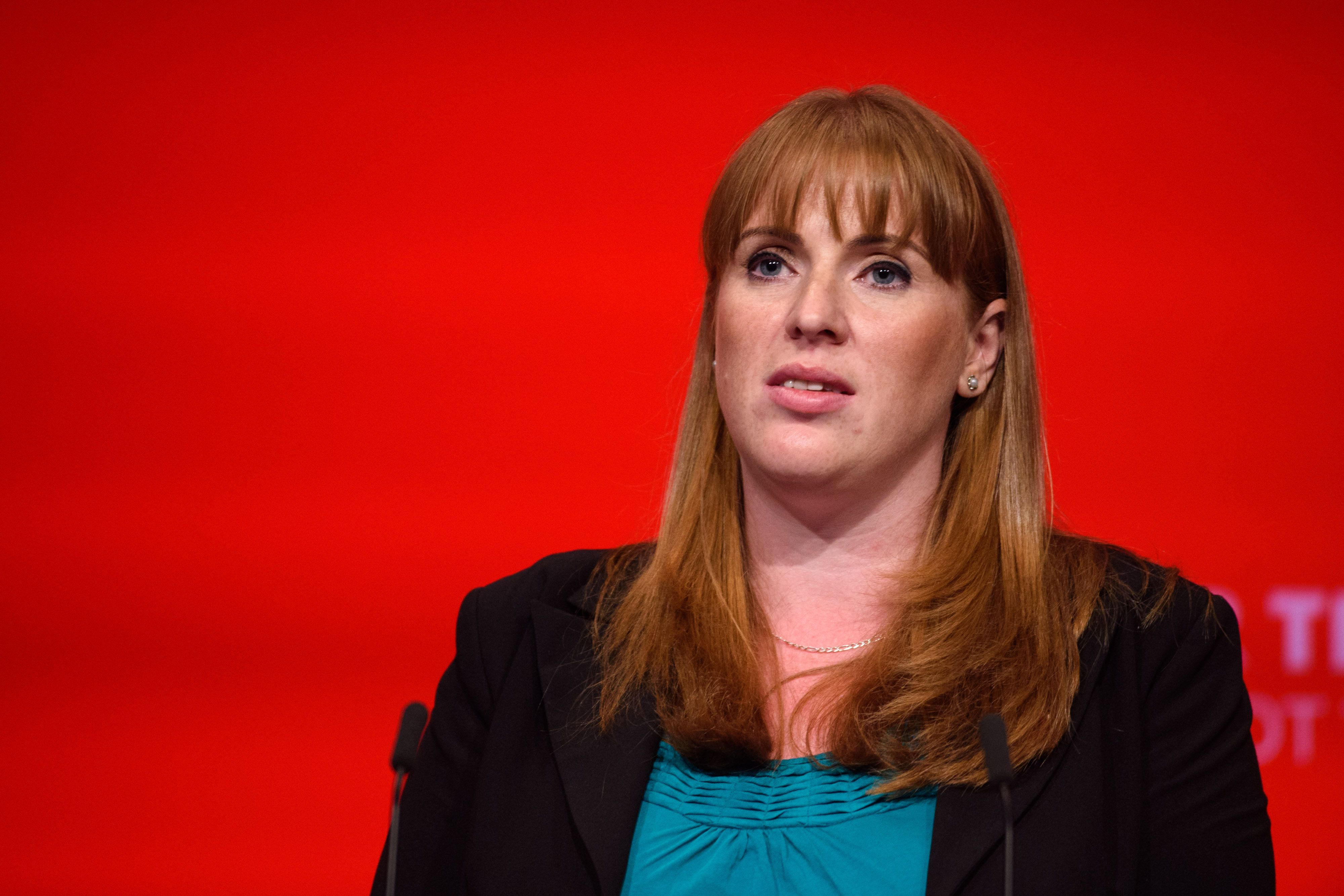 Angela Rayner: Working Class Politicians Get Their Background 'Beaten Out Of