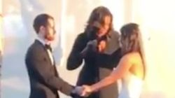 Michelle Obama Helped A Couple Exchange Their Wedding