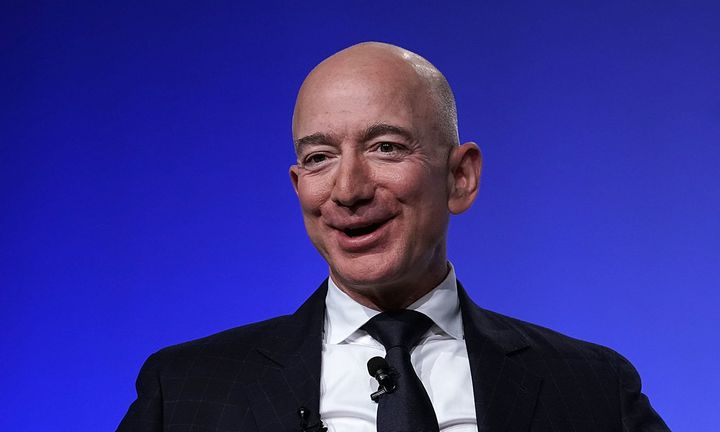 Donald Trump Will Never Actually Go After Jeff Bezos And Amazon