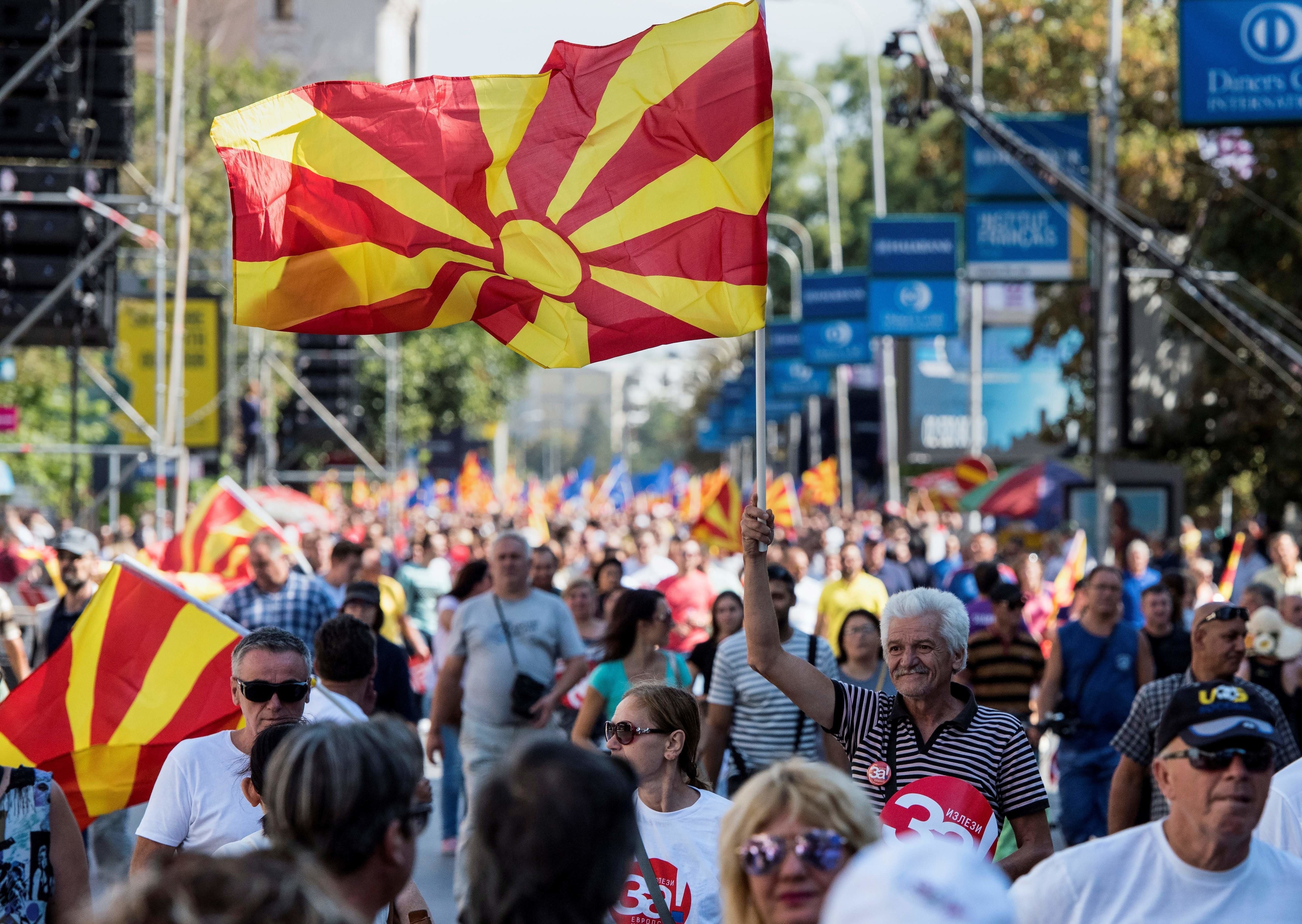 «Kλειδί» η συμμετοχή στο δημοψήφισμα για τη συμφωνία των Πρεσπών στα