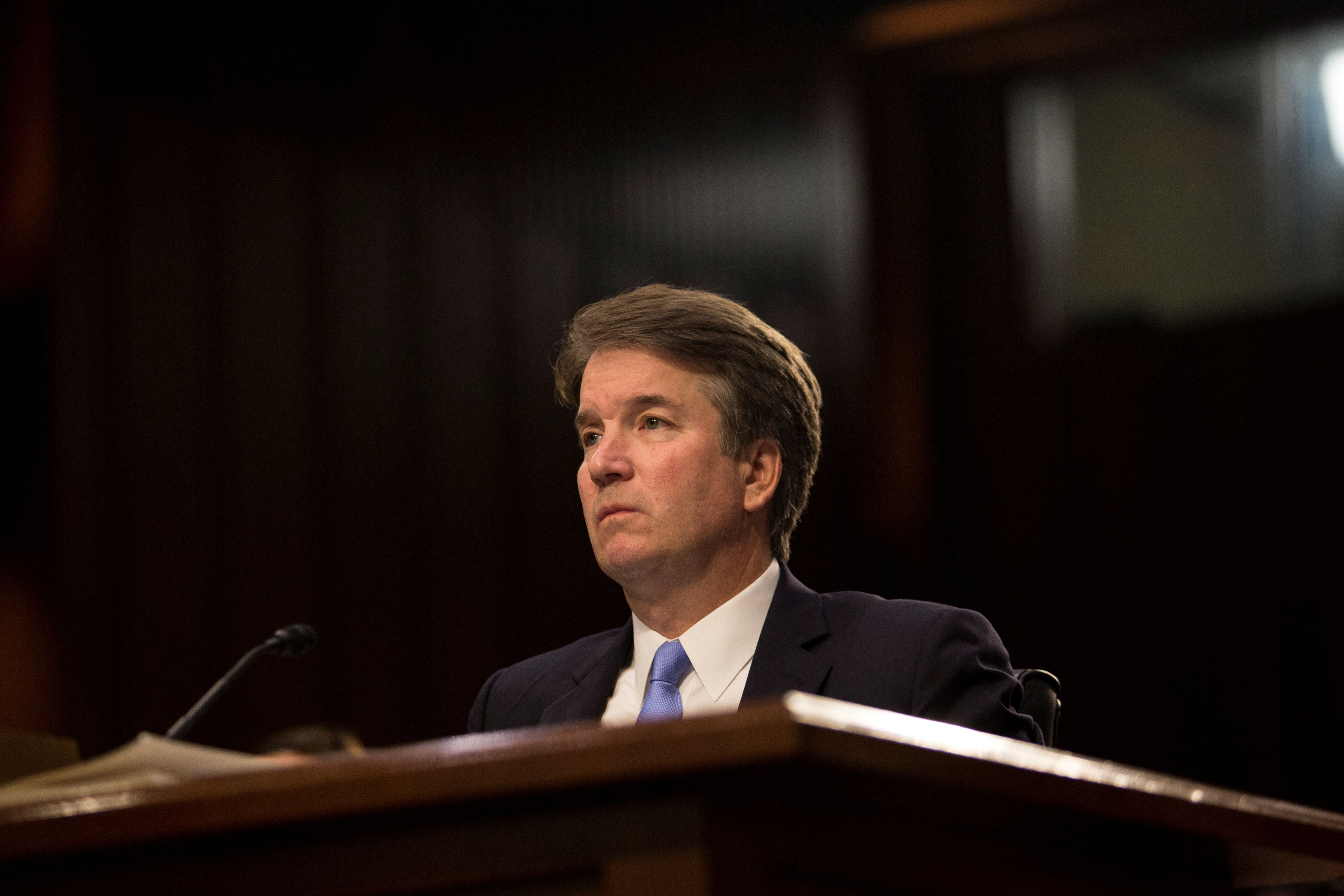 New Yorker Bombshell: Second Woman Accuses Kavanaugh Of Sexual Misconduct