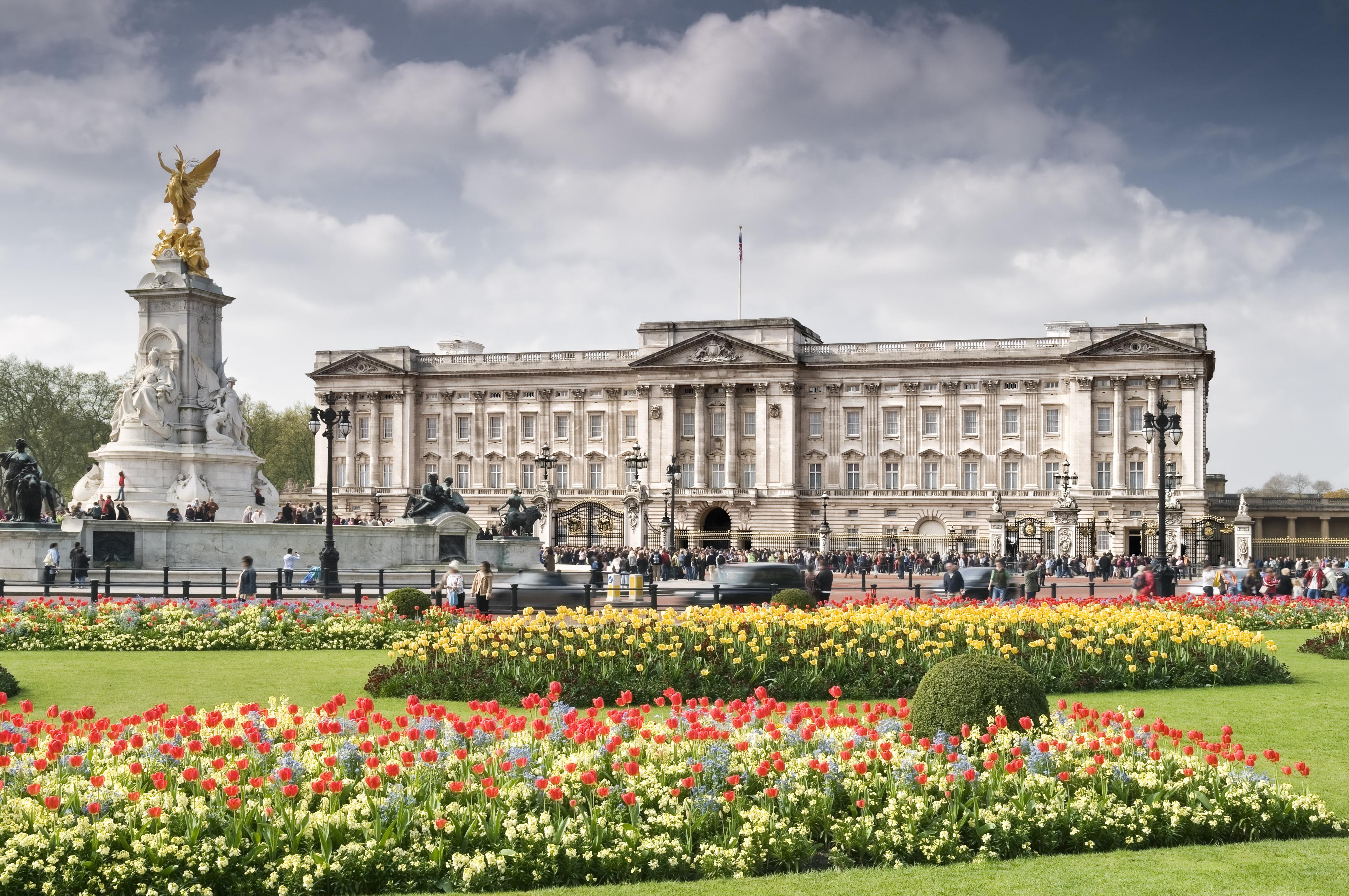 Man Released After Being Arrested At Buckingham Palace Over 'Taser