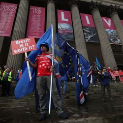 Labour BlocksMove To Formally Promise A Second EU