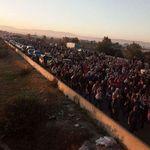 Les accès d'Alger bloqués, les retraités de l'armée marchent vers la