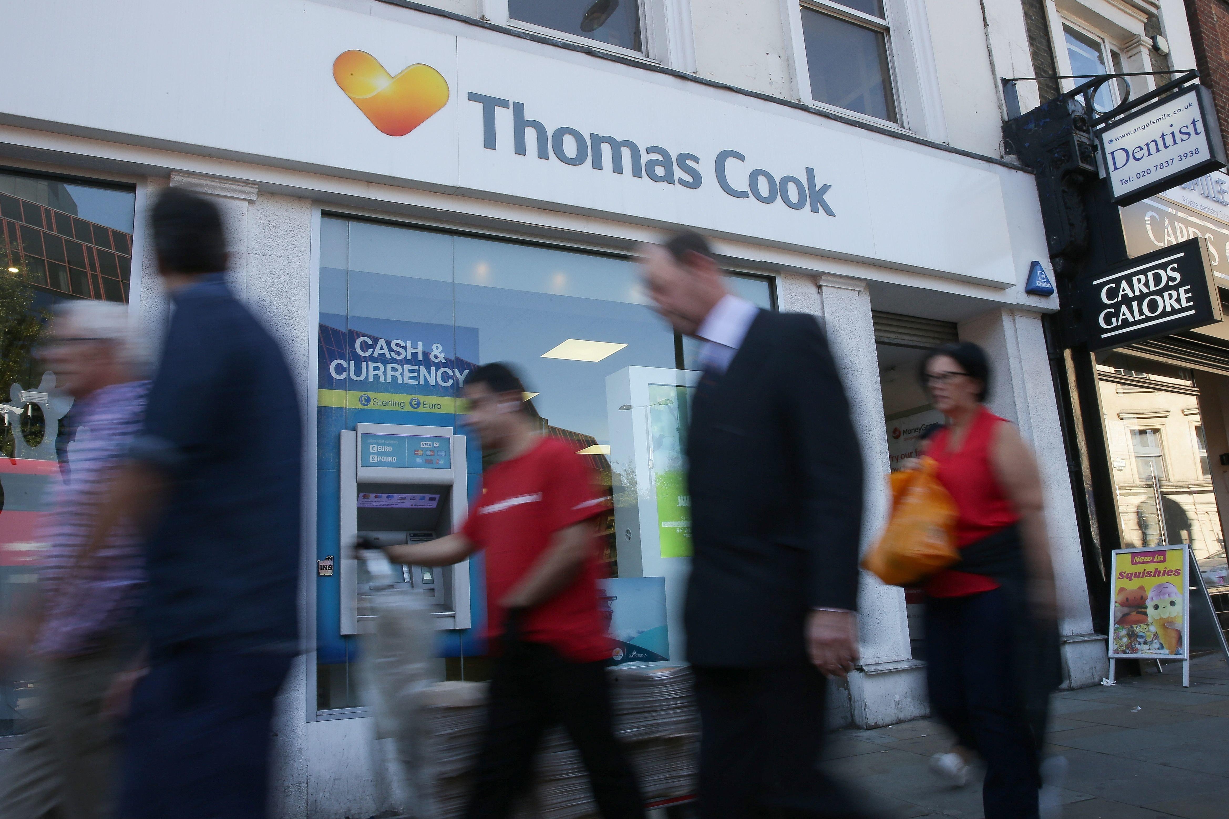 Thomas Cook Blames European Heatwave For Projected Profits