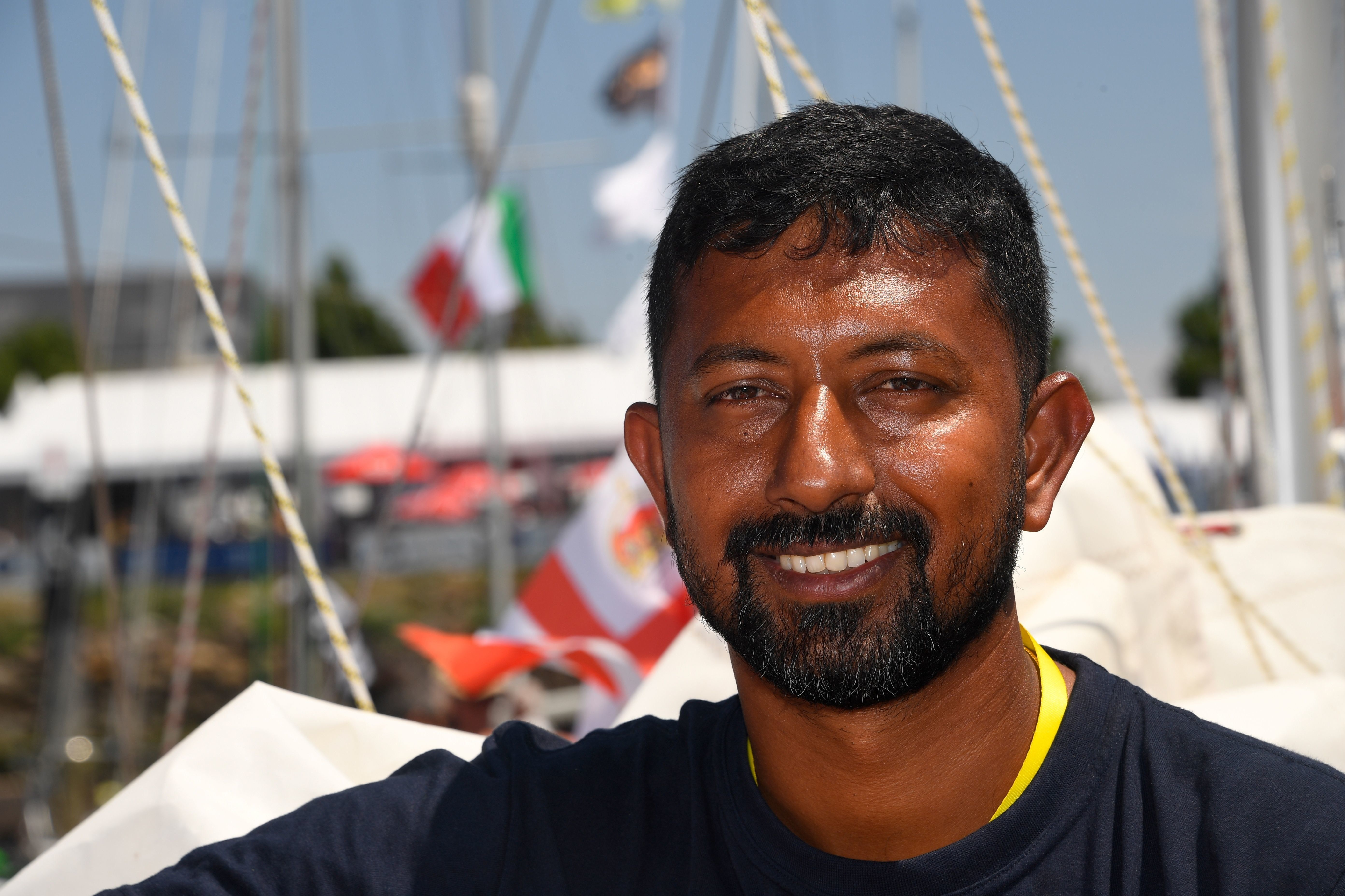 Stranded Sailor Injured In Yacht Race Rescued By French Fishing