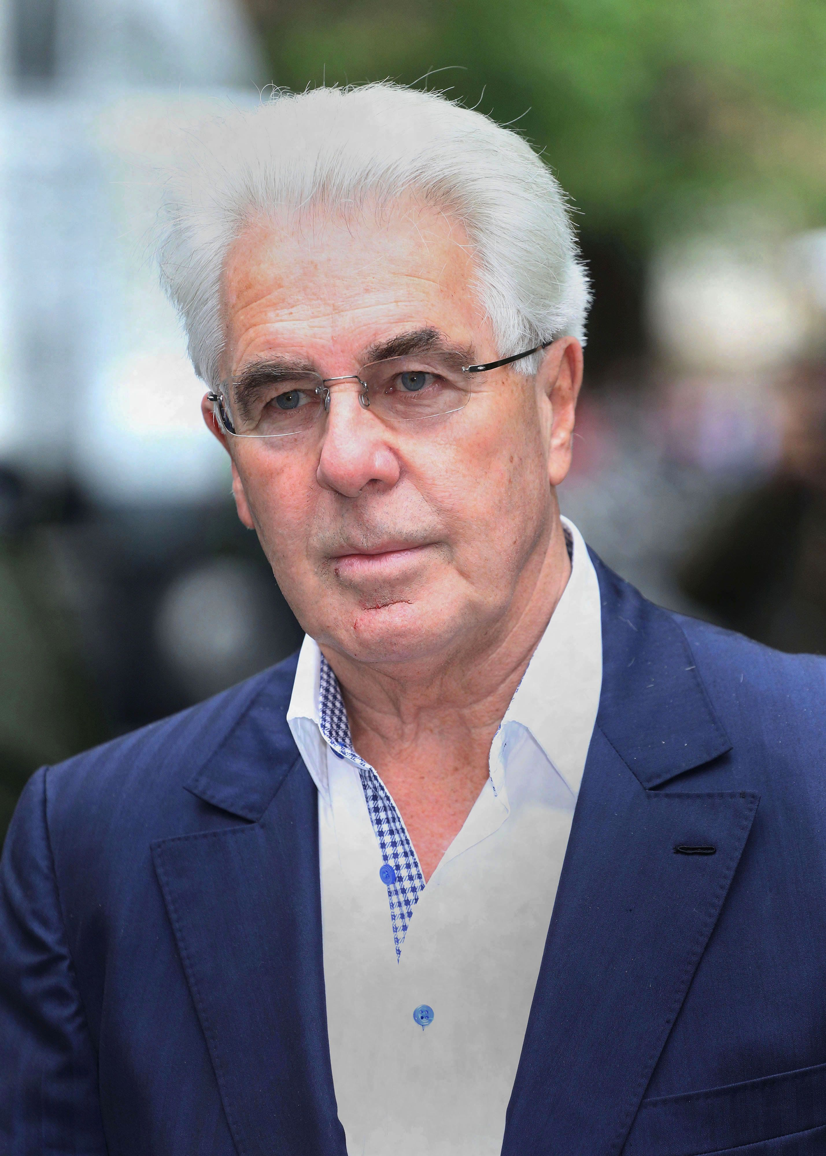 Inquest Into Max Clifford's Death