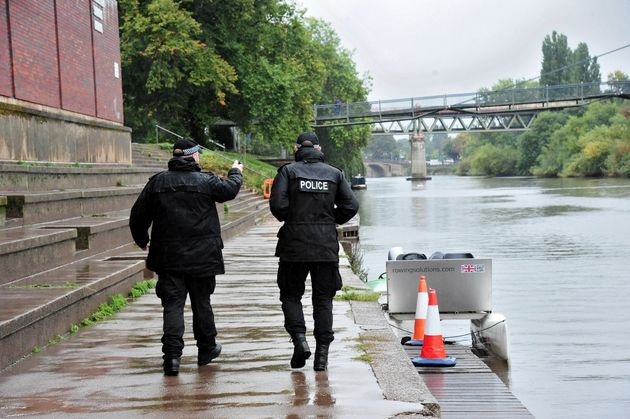 A search of the River Severn has been carried out for Thomas Jones, who only arrived in the city to start...