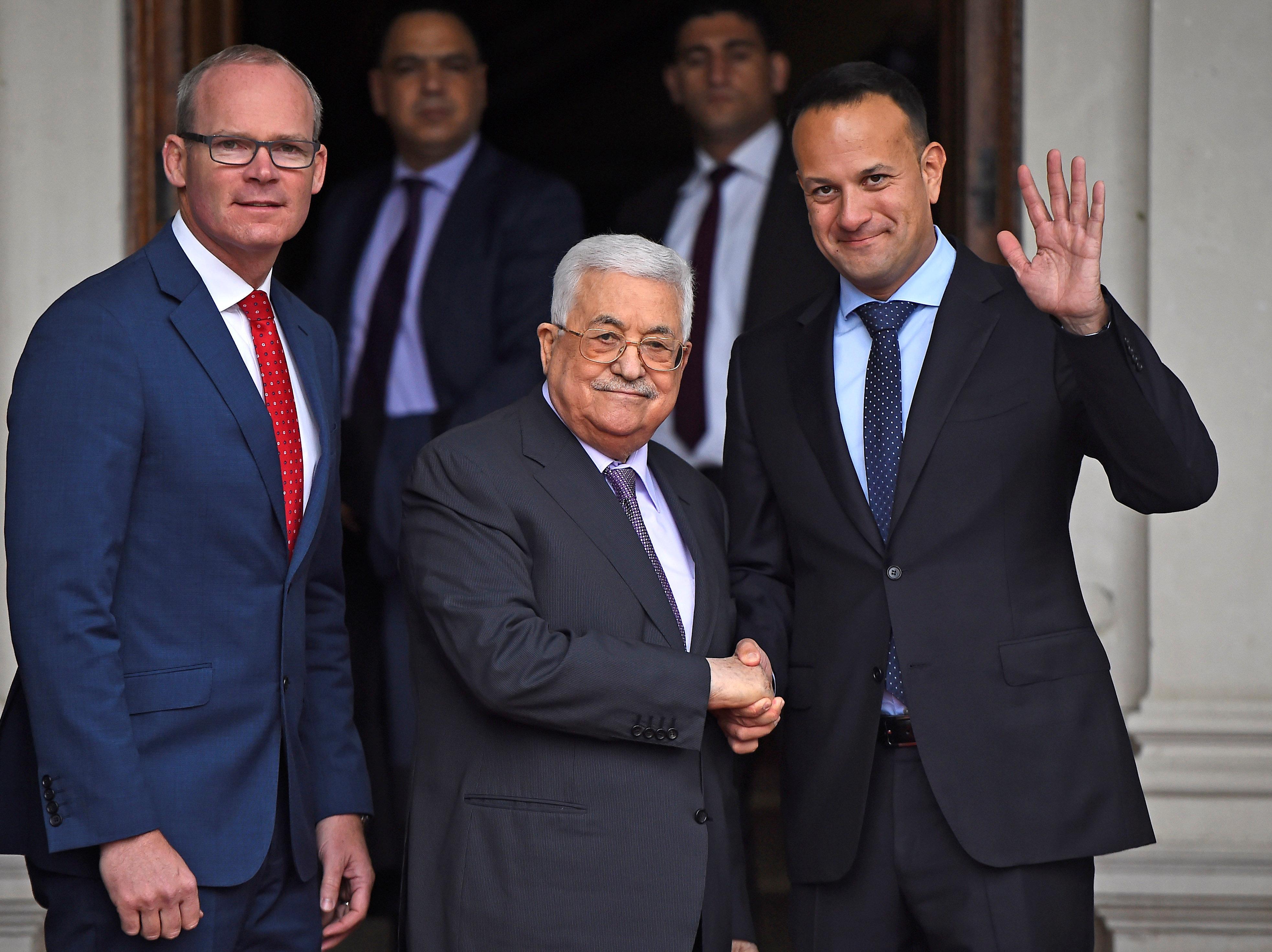 L'Irlande reconnaîtra la Palestine si les négociations continuent