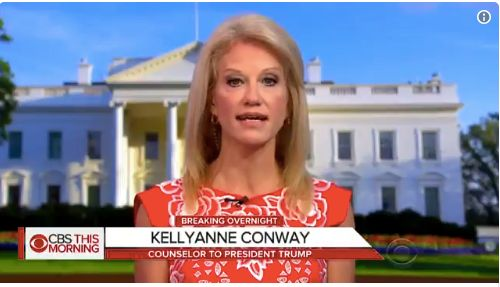 Kellyanne Conway Downplays Kavanaugh Allegations He Wasnt Powerful At The Time