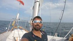 Injured Sailor Rescued From The Indian