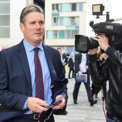 Keir Starmer Contradicts McDonnell, Says EU Membership Could BeOn Second