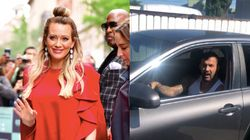 Hilary Duff Confronts Paps Who 'Stalk Me Down' In Unsettling