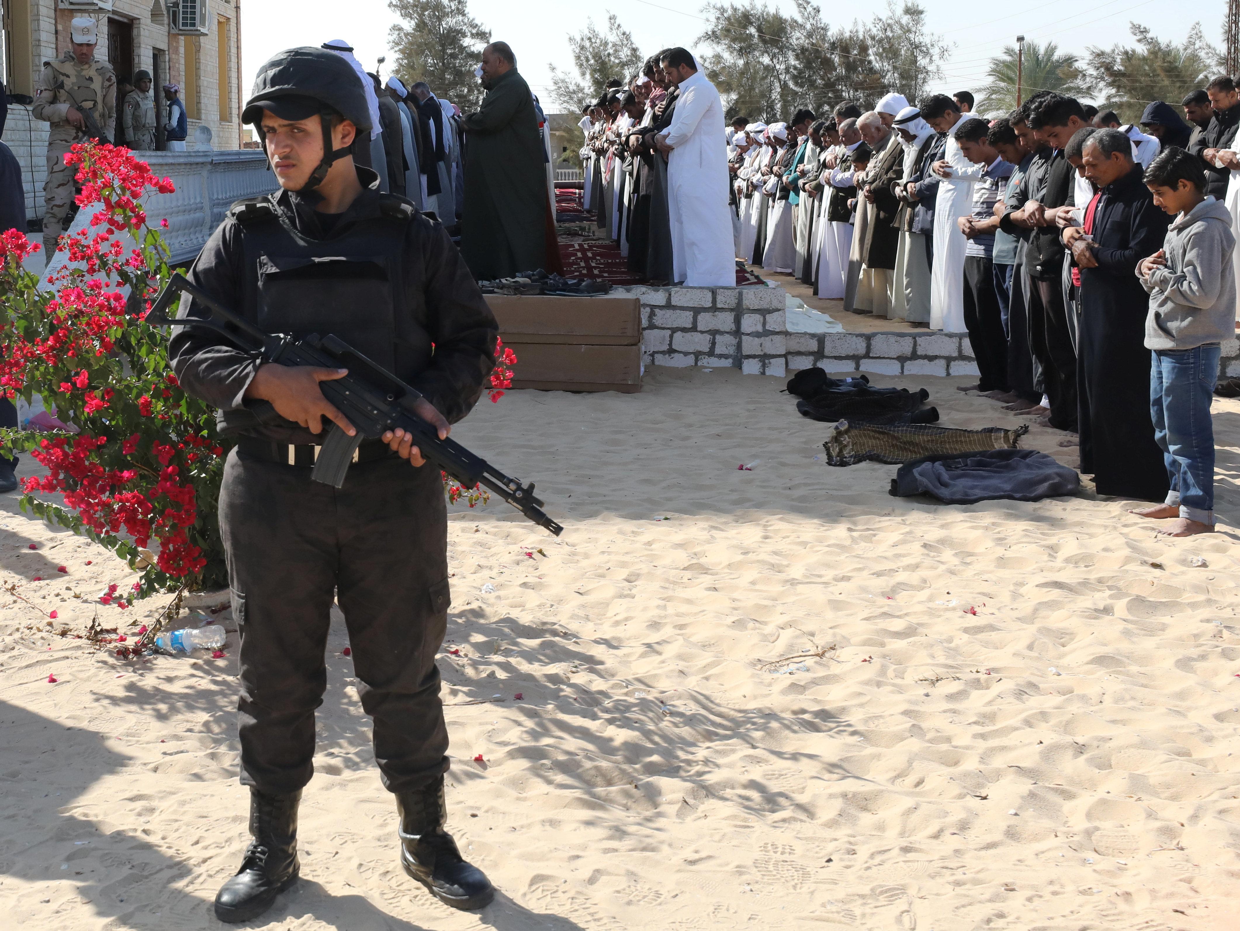 Αίγυπτος: «Κλείδωσε» η θανατική ποινή σε 20