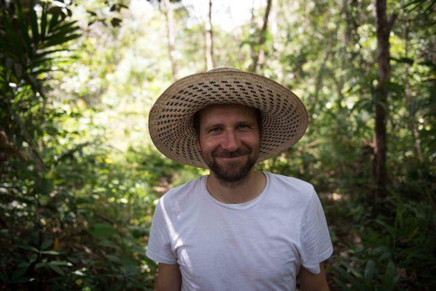 Ecosia-Gründer und -Chef Christian Kroll in