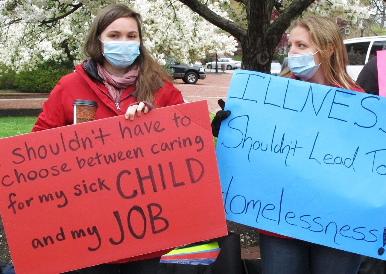 As More Cities Push For Paid Sick Leave States Push Back