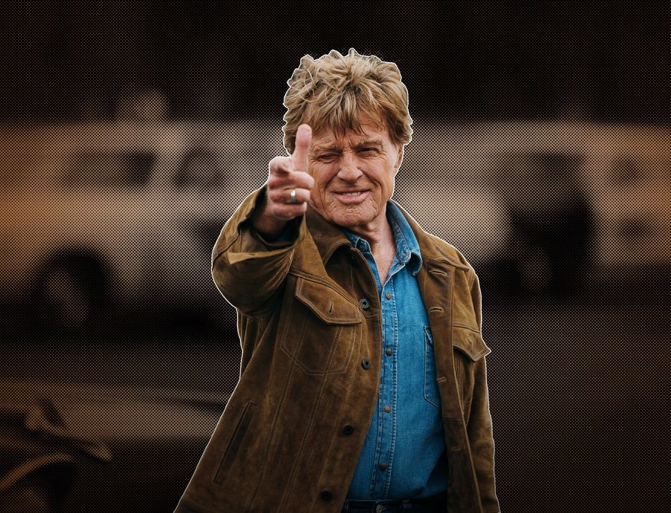 the old man the gun is a soulful tribute to robert redford s