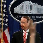 Rücktritt oder nicht? US-Vize-Justizminister sorgt für Chaos im Weißen
