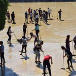 Nabeul: Les citoyens se mobilisent pour nettoyer la ville (PHOTOS,