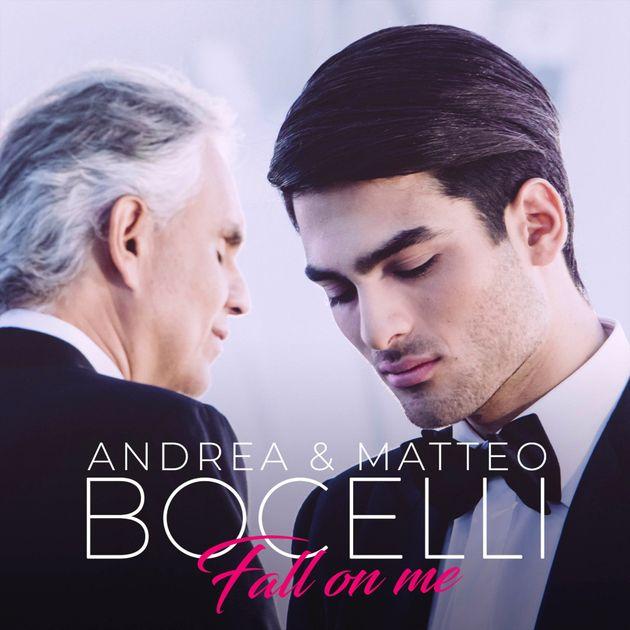«Fall On Me»: Ο Αντρέα Μποτσέλι ντουέτο με τον γιο