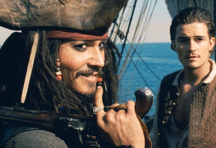 """""""Pirates of the Caribbean"""" comes to Netflix on Sept. 25."""