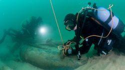 Ναυάγιο 400 ετών ανακαλύφθηκε στα ανοιχτά της