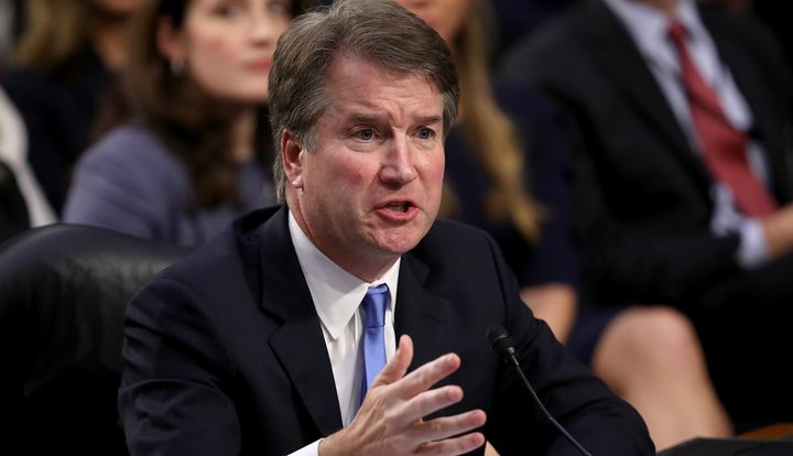 Brett Kavanaugh has a lifetime seat on the U.S. Court of Appeals for the D.C. Circuit.