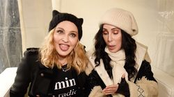 Cher Reminds Everyone She Doesn't Like Madonna By Dissing Her On