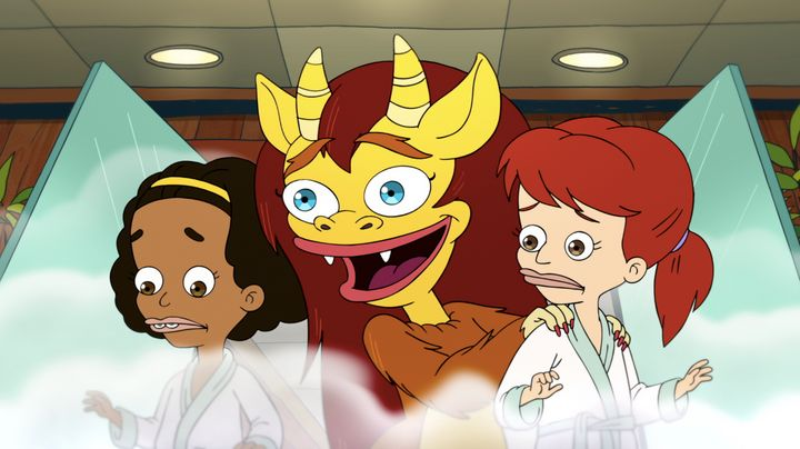 "Netflix debuts the second season of ""Big Mouth"" on Oct. 5."