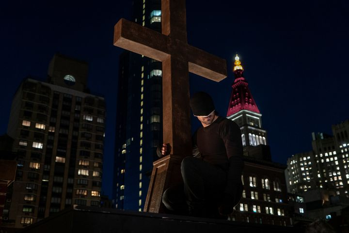 "Netflix debuts the third season of ""Marvel's Daredevil"" on Oct. 19."