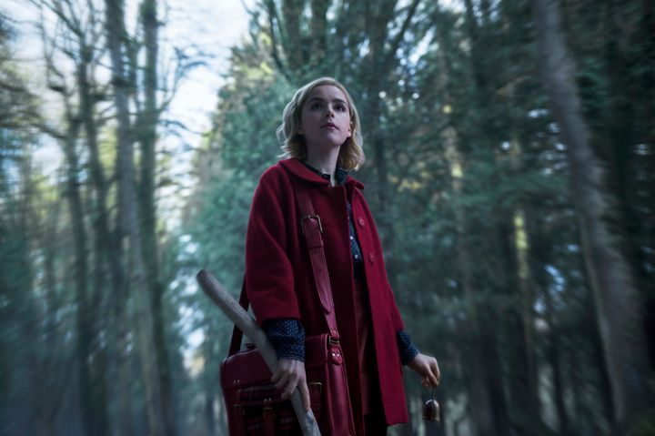 "Netflix debuts the first season of ""Chilling Adventures of Sabrina"" on Oct. 26."