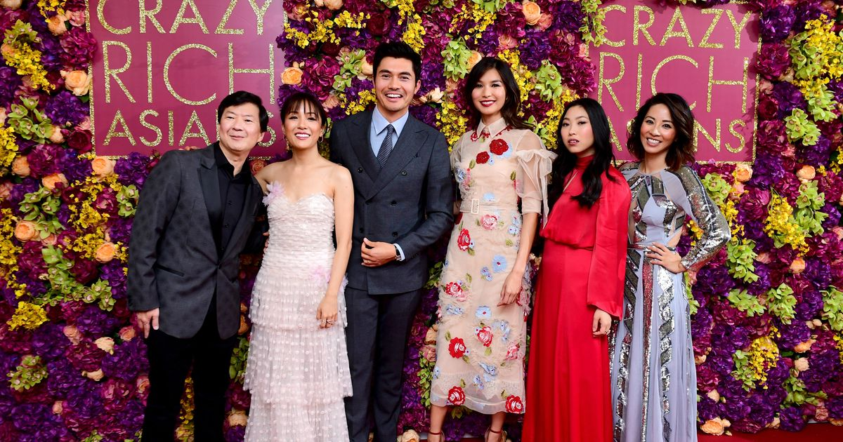 'Crazy Rich Asians' Is Now The Highest-Grossing Romantic Comedy In A Decade thumbnail