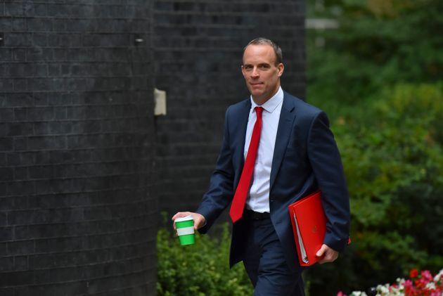Brexit Secretary Dominic