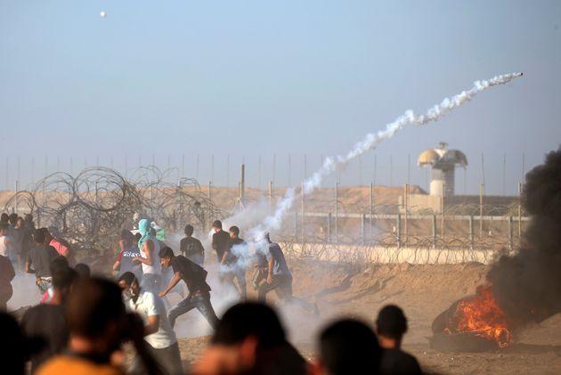 Ένας Παλαιστίνιος νεκρός σε ταραχές στα σύνορα Ισραήλ- Λωρίδας της Γάζας