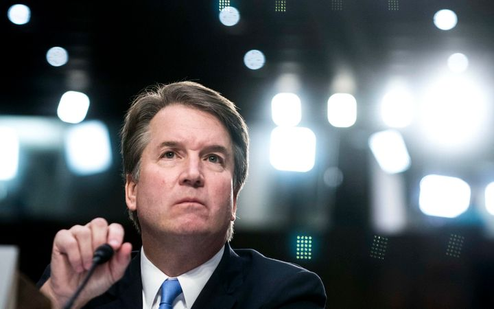 Christine Blasey Ford Steps Through The Right-Wing Looking Glass