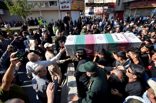 Ιράν: 22 συλλήψεις για την επίθεση στην στρατιωτική παρέλαση