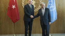 Η Συρία στο επίκεντρο των συνομιλιών Ερντογάν-