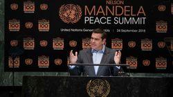 Τσίπρας: Κοινωνική πρόοδος και ειρήνη κερδίζονται με αγώνες και