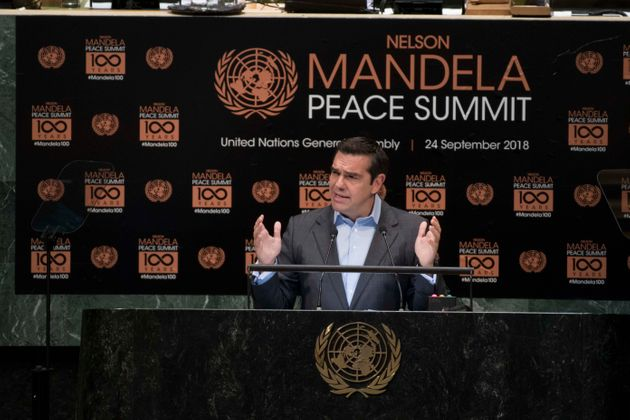 Τσίπρας: Κοινωνική πρόοδος και ειρήνη κερδίζονται με αγώνες και συμβιβασμούς