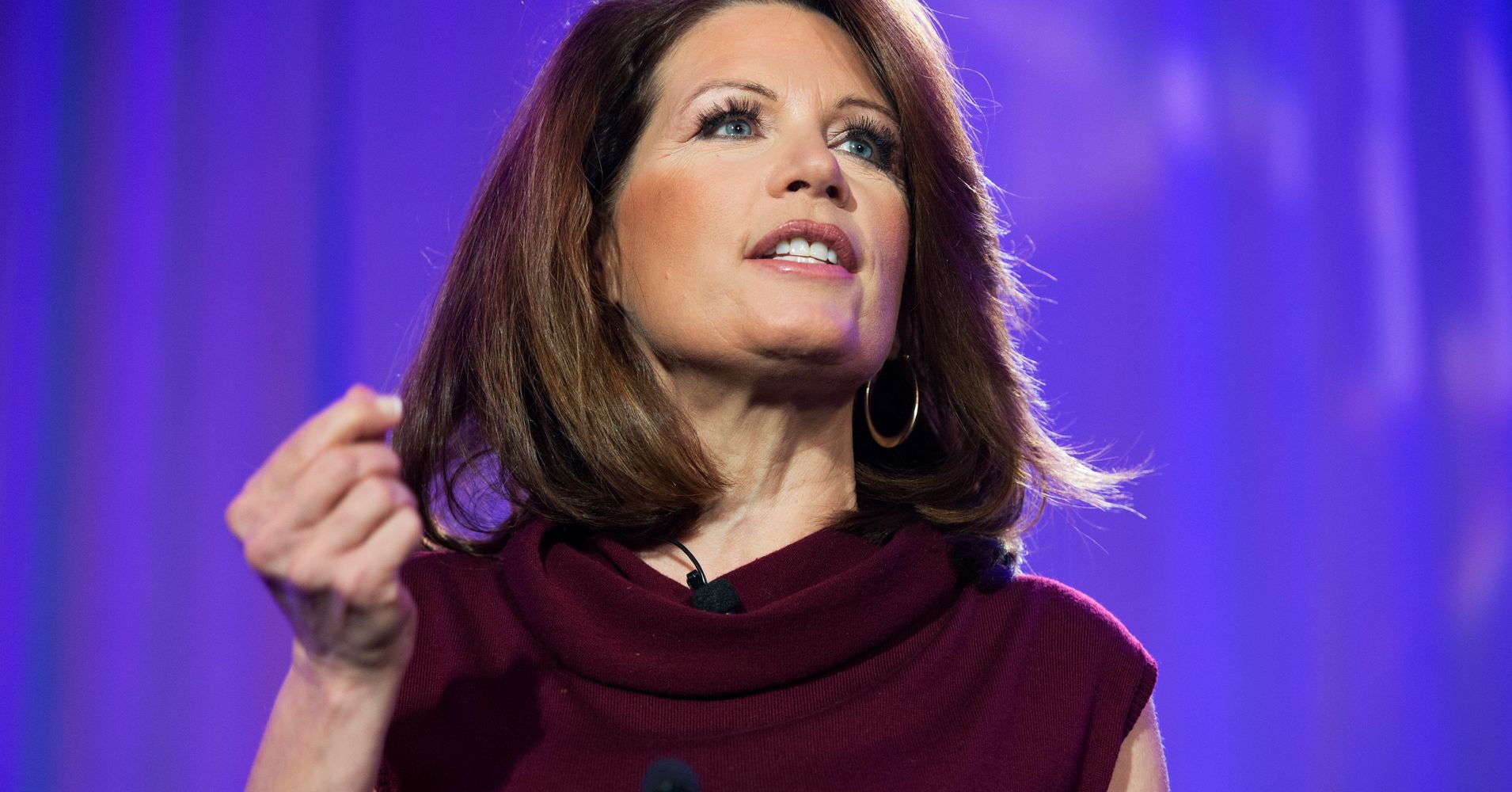 Michele Bachmann Explains Why Everything Donald Trump Has Touched 'Turned To Gold' | HuffPost