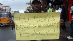 Διαδηλώσεις στη Λιβερία για τα Χαρτονομίσματα αξίας 100εκατ. $ που χάθηκαν στο δρόμο για την κεντρική