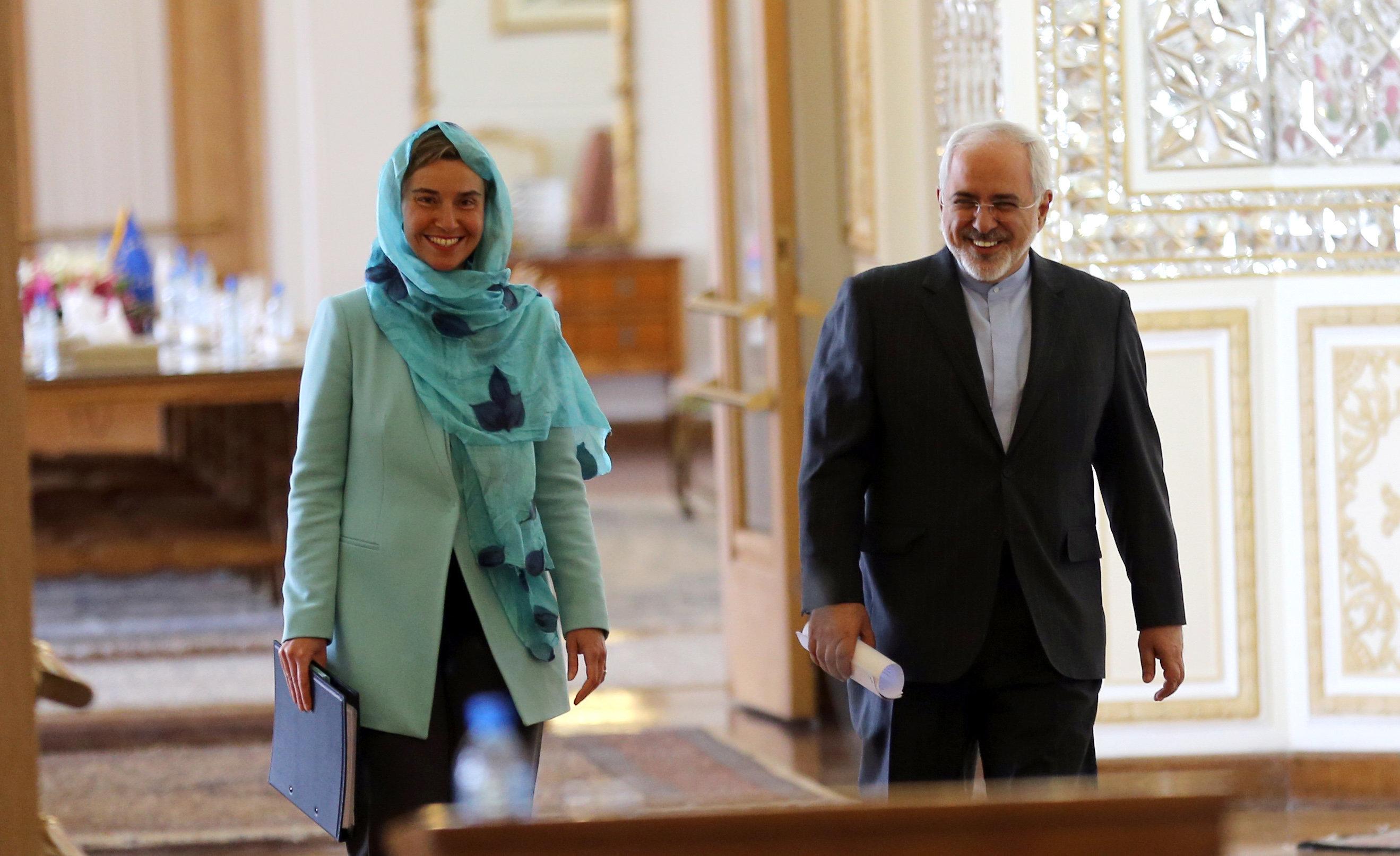 Η ΕΕ δημιουργεί ειδικό φορέα για να συνεχίσει τις συναλλαγές με τον Ιράν παρά τις απειλές
