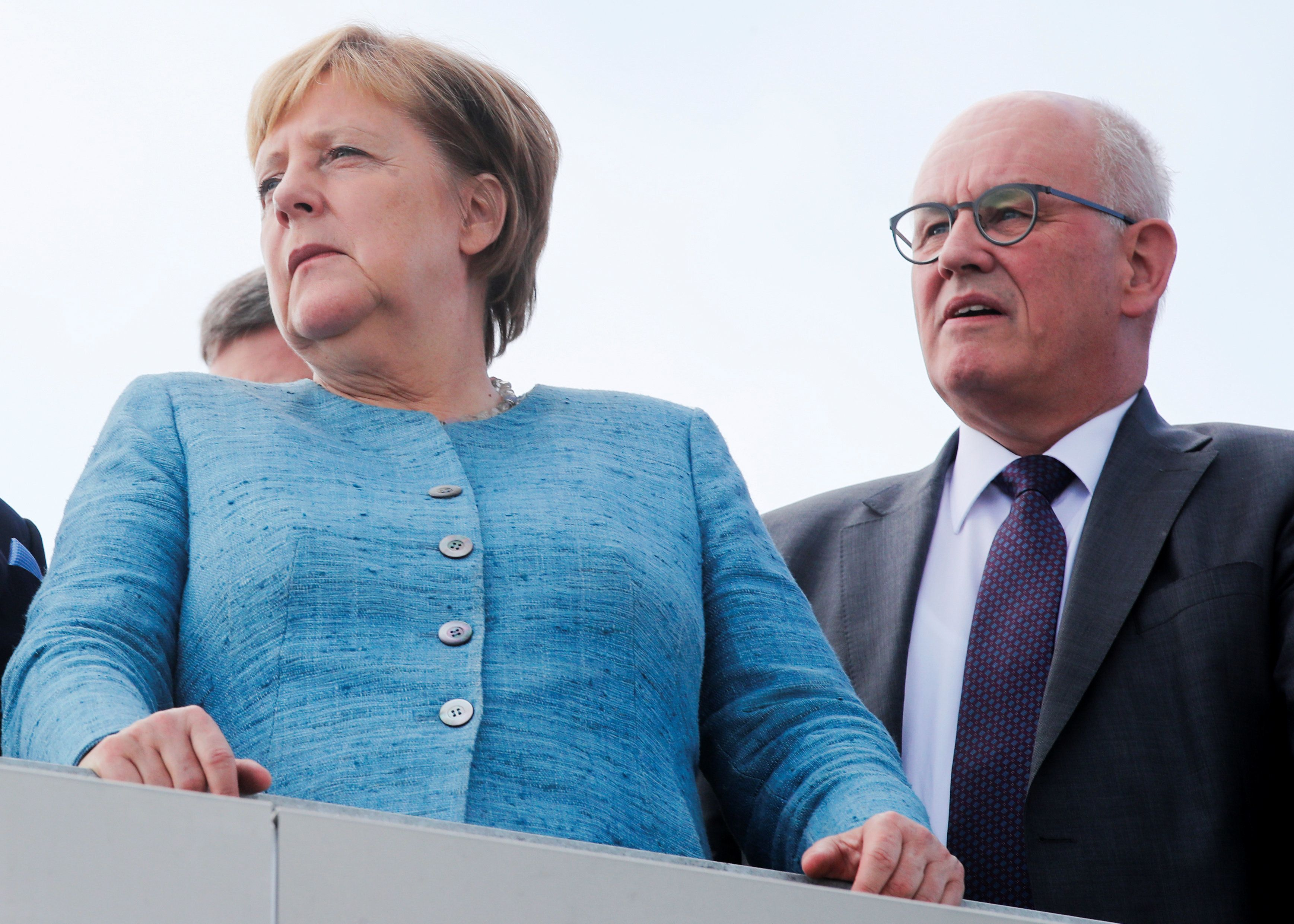 """Angela Merkel: Heute droht ihr ein """"Misstrauensvotum"""" in den eigenen"""