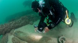 400-Year-Old Shipwreck Laden With Spices And Cannons Found Off Coast Of