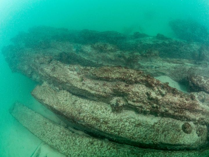 It was found on 3 September off the coast of Cascais