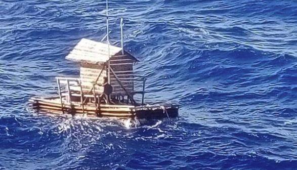 18-Jähriger überlebt 49 Tage auf offener See – dank eines genialen