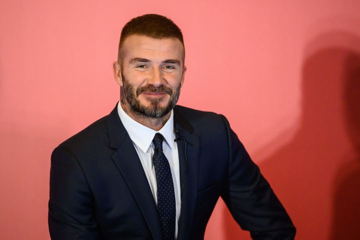 Our Obsession With David Beckham S Hair Reveals Mens Sensitivity