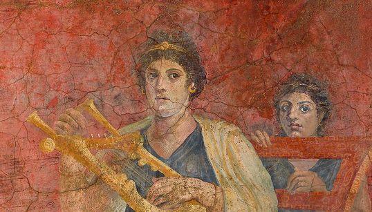 Η τέχνη της ζωγραφικής στον αρχαιοελληνικό